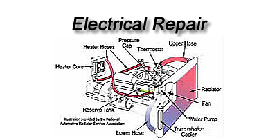 Honda Electrical Repair Torrance