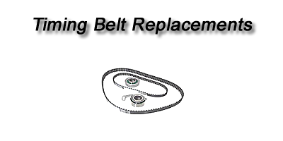 Honda Timing Belt Replacement Torrance